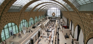 Paris Panoramic + Orsay  Full-day