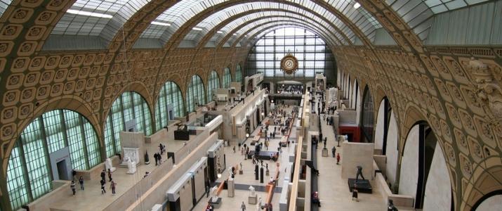 Paris Panoramic + Orsay  Full-day
