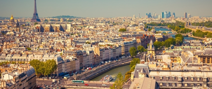 Paris Panoramic Full-day