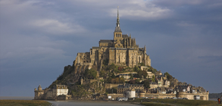The Mont Saint-Michel