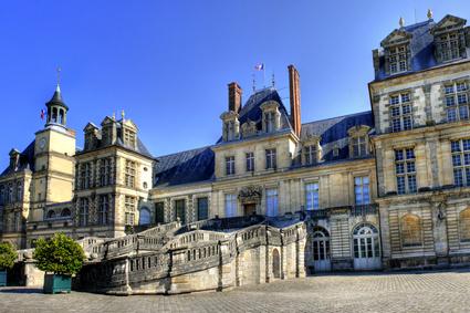 Cheateau Fontainebleau, Paris, France
