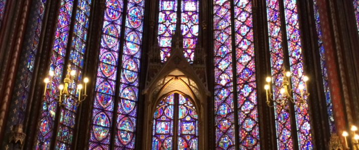 The Islands of Paris – Sainte Chapelle & Conciergerie