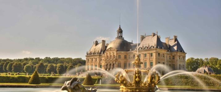 Fontainebleau + Barbizon + Vaux-le-Vicomte