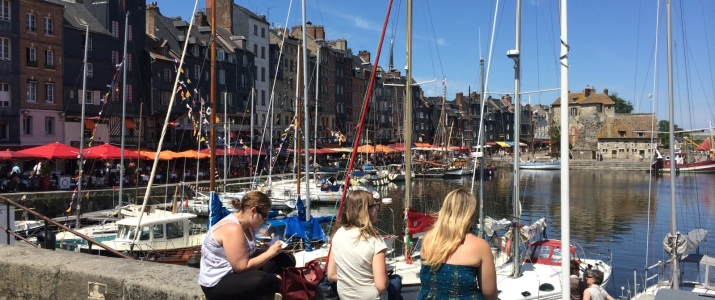 Honfleur + Giverny