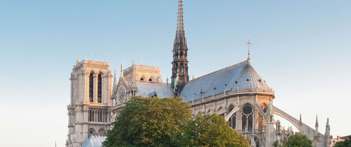 Paris Panoramic Half-day