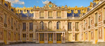 Versailles + Paris