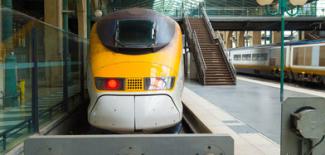Train Station transfers – EUROSTAR